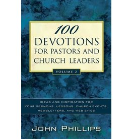 100 Devotions for Pastors and Church Leaders Vol. 2