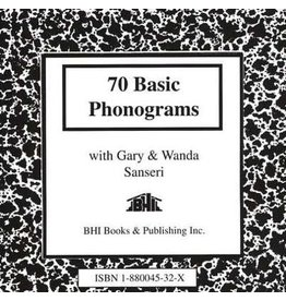 70 Basic Phonograms CD