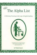 Alpha List