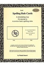 Spelling Rule Cards