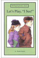 """Let's Play, """"I See!"""""""