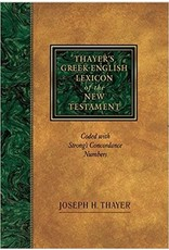 Thayer's Greek-English Lexicon of the New Testament