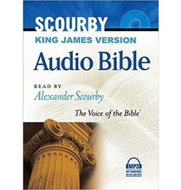 Scourby Audio Bible