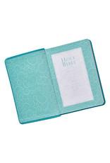 Compact Bible Teal