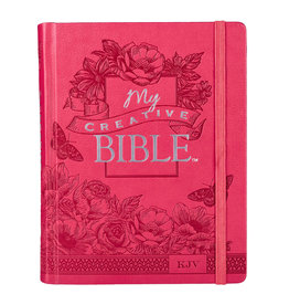 My Creative Bible Pink Hardcover