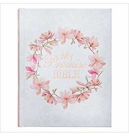My Promise Bible Hardcover Pink