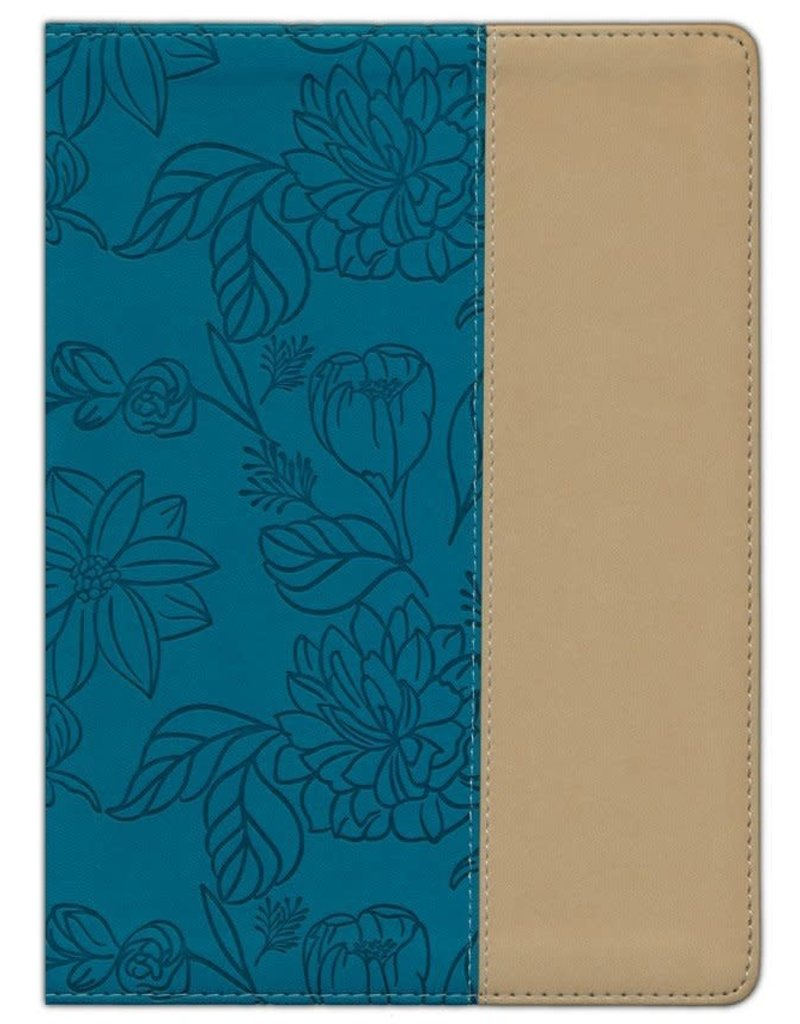 Barbour Personal Reflections Edition Teal Garden