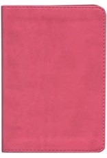 New Testament with Psalms and Proverbs Pink Flexisoft