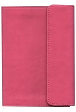 New Testament with Psalms and Proverbs with Flap Pink
