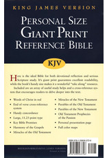 Personal Size Giant Print Red/Sand Flexisoft