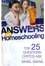 Answers for Homeschooling