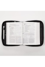 Two-Fold Faux Leather Organizer Bible Cover