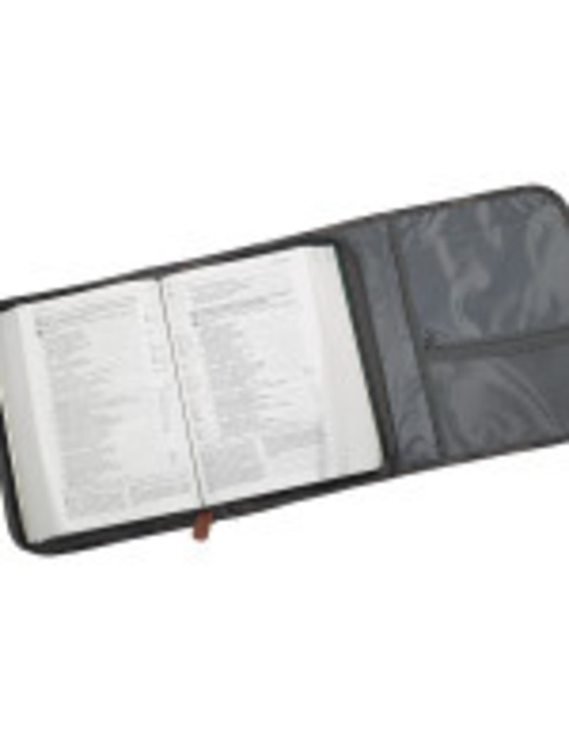 Real Tree Camouflage PrintTrifold Organizer Bible Cover