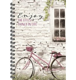 Enjoy The Little Things In Life Journal