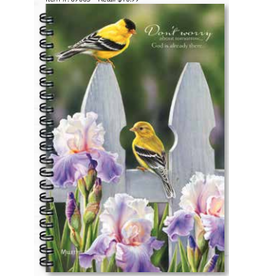 Backyard Beauties (Don't Worry About Tomorrow) Journal