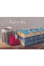 Cup of Comfort - Encouraging Thoughts Boxed Cards