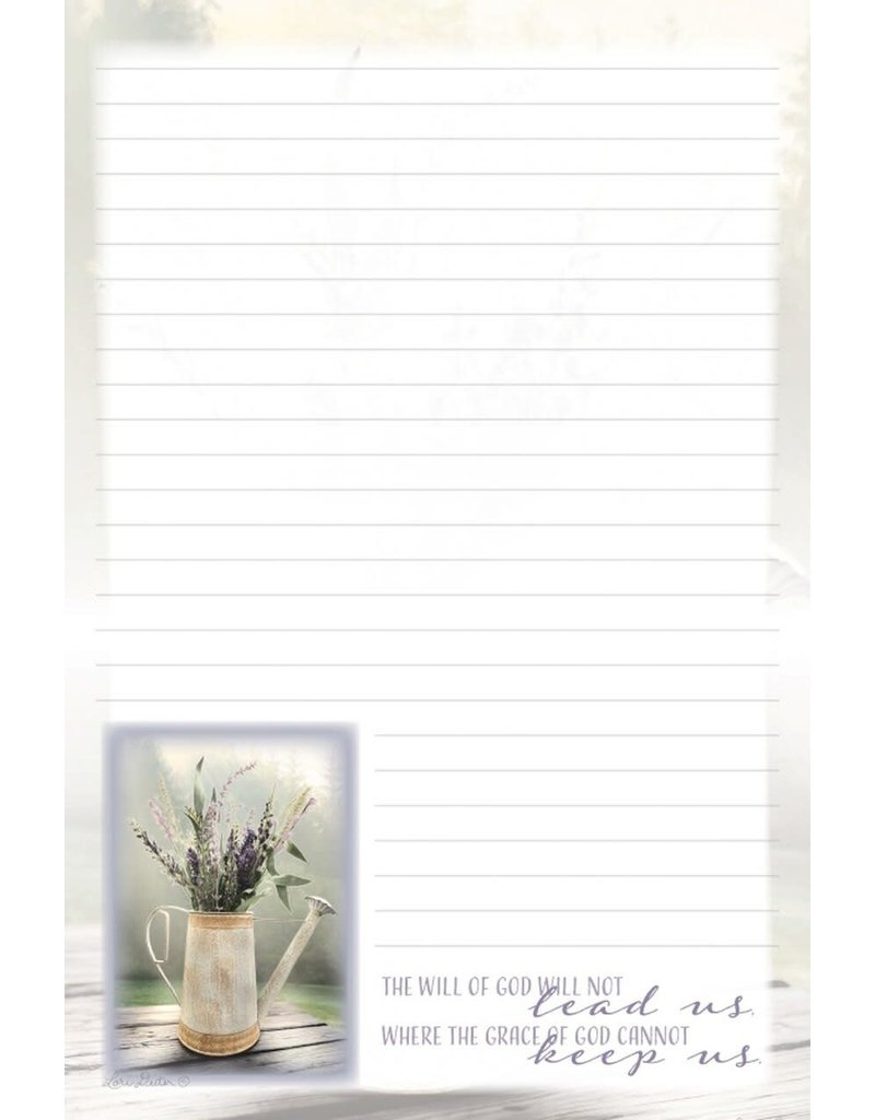 Simply Country Stationery Pad