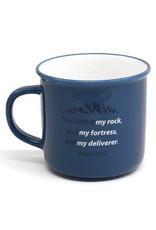 The Lord Is My Rock Ceramic Mug