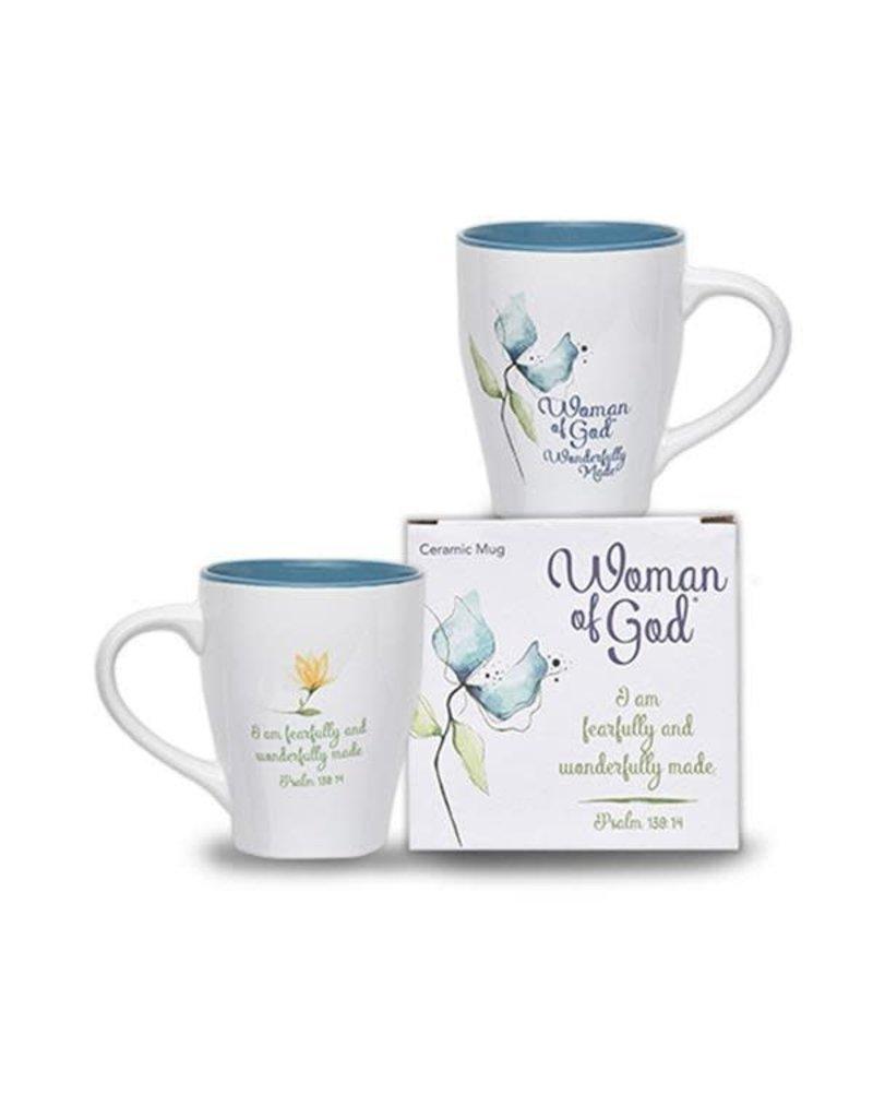 Woman of God Ceramic Mug