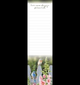 Backyard Beauties - Magnetic List Pad