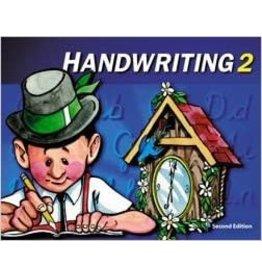 Handwriting 2 Second Edition