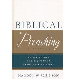 Biblical Preaching 3rd Ed.