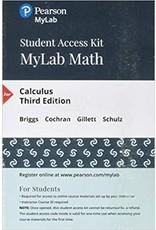MyLab Math Calculus 3rd edition access code