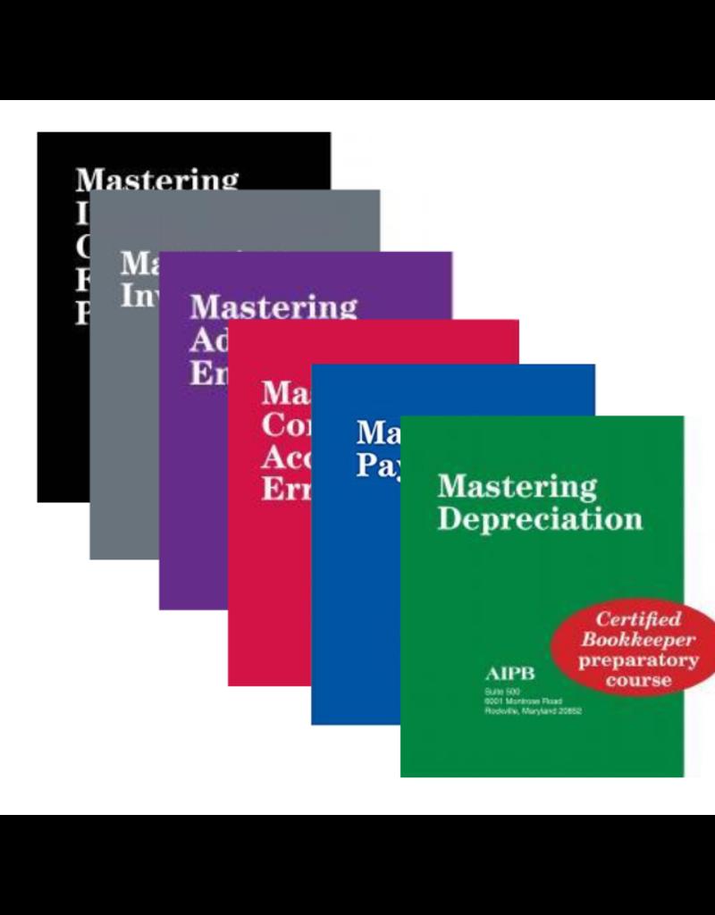 Mastering Set of 6
