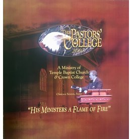 Pastors' College 2003 - His Ministers: A Flame of Fire Notebook
