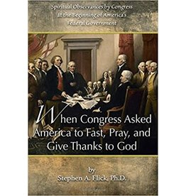 When Congress Asked America to Fast, Pray, and Give Thanks to God