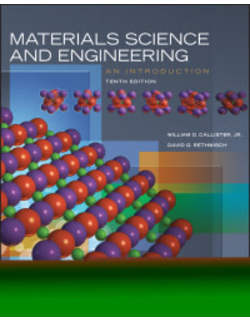 Materials Science and Engineering 120 Day Access Code