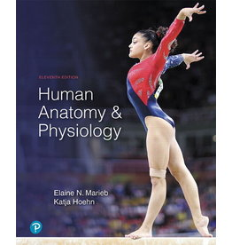 Human Anatomy and Physiology, 11th edition Standalone Access Card