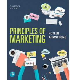 Principles of Marketing, 18th Edition Access Card