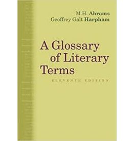 A Glossary of Literary Terms (11th ed.)