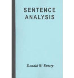 Sentence Analysis