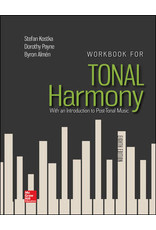 Tonal Harmony Workbook 8th edition - Crown Bookshop