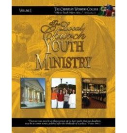 Local Church Youth Ministry Vol 1 Booklet