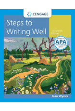 Steps to Writing Well 13th ed