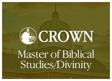Master of Biblical Studies/Divinity