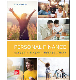 Personal Finance 13th ed