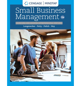 Small Business Management, 19th edition