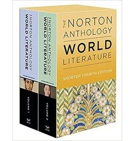 Norton's Anthology of World Literature Shorter 4th ed. (2 vol. set)