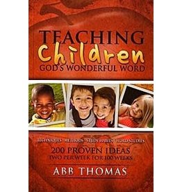 Teaching Children God's Wonderful Word
