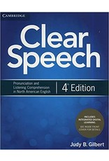 Clear Speech Student's Book 4th ed.