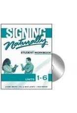 Signing Naturally Units 1.6 Student Set