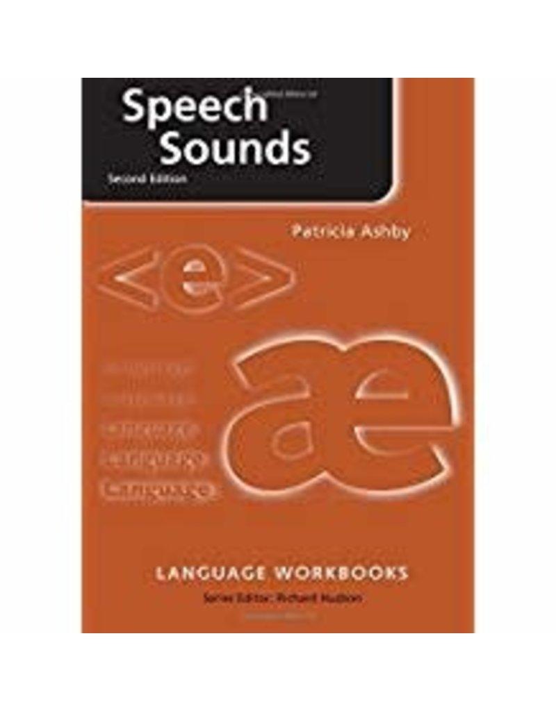 Speech Sounds 2nd ed