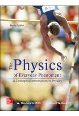 Physics of Everyday Phenomena 9th ed