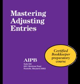 Mastering  Adjusting Entries