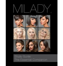 Study Guide: The Essential Companion for Milady Standard Cosmetology 13th Ed.