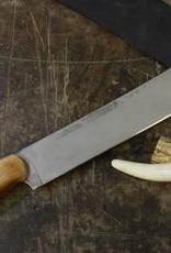 Serenity Sweeping Slicer: Spalted Pecan Handle